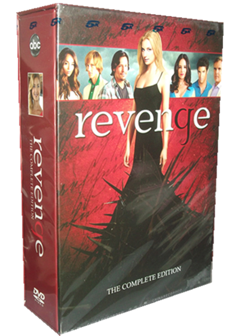 Revenge Seasons 1-2 Collection DVD Box Set