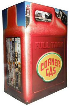 Corner Gas Seasons 1-6 DVD Boxset
