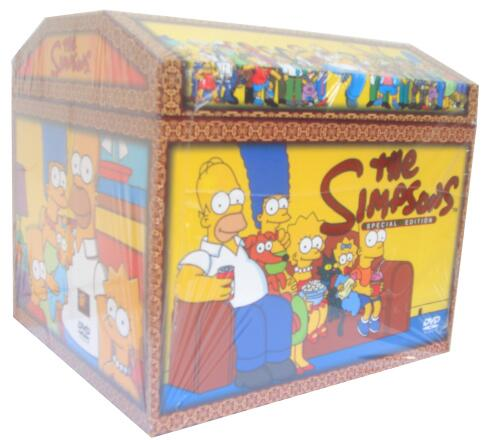The Simpsons Collection Seasons 1-25 DVD Box Set
