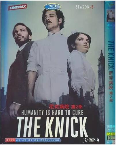 The Knick Season 2 DVD Box Set